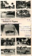 Scènes Et Types D'Algérie - Carte-lettre - Scan Recto-verso - Scènes & Types