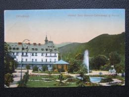 AK CALIMANESTI Hotelul Ca.1920 //  D*40756 - Rumänien