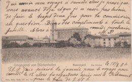 57 - THIONVILLE BEAUREGARD - L'EGLISE - NELS SERIE 101 N° 12 - Thionville