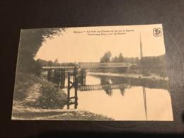 Hamme - Le Pont Du Chemin De Fer Sur La Durme - Yzerenweg Brug Over Durme - Ed. S-D - Hamme
