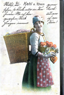 ALLEMAGNE KEHL A RHEIN   CARTE SYSTEME 10 VUES SOULEVEZ ...    VOIR IMAGES - Germany