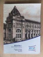 Romania Bucharest 2008 World Philatelic Exhibition EFIRO 2008 Catalogue Bulletin - Philatelic Exhibitions