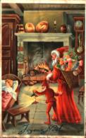Illustrateur Jub, Père Noël Lutin - Illustrateurs & Photographes