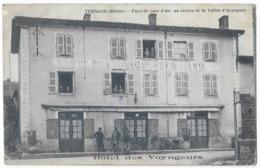 Ternand Hotel Des Voyageurs - France