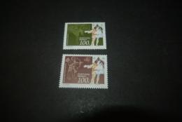 K23789 -stamps  MNh Portugal - Madeira 1994  - SC. 174-175 - CEPT _ Europa - Discoveries - Madeira