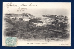 Algérie. La Calle. Le Golfe Avec Le Fort Du Moulin, L'église St. Cyprien Et Le Phare. 1906 - Algérie