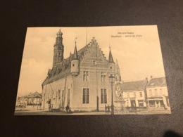 Herentals - Herenthals - Stadhuis - Hôtel De Ville  - Ed. P. De Blende - Herentals