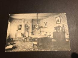 Hoegaarden - Hougaerde-près-Tirlemont Pensionnat Du Val Virginal - Salon De Reception - Ed. Nels - Hoegaarden