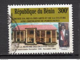 ##29, Bénin, à La Mémoire Des Esclaves Noirs, To The Memory Of Black Slaves, Esclavage, Slavery, Esclave, Slave, Musée, - Benin - Dahomey (1960-...)