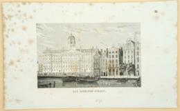 Koninklijk Paleis - Prenten & Gravure