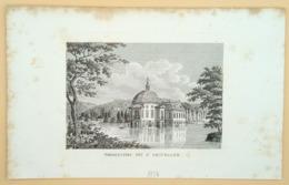 'S-Graveland Trumpenburg - Prenten & Gravure