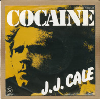 "7"" Single,  J.J. Cale - Cocaine - Rock"