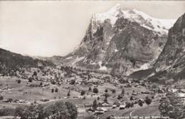 Postcard Grindelwald Mit Wetterhorn My Ref  B13774 - BE Berne