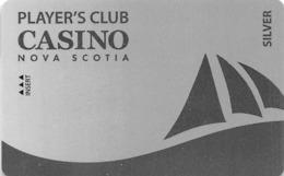 Casino Nova Scotia - Canada - BLANK Slot Card - Casino Cards