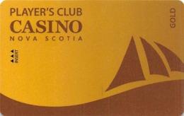Casino Nova Scotia - Canada - BLANK Slot Card - Tarjetas De Casino