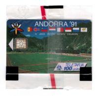 """AND 1 - Jeux Des """"Petits Etats"""" - Neuve Sous Blister - Voir Scans Et Description - Andorra"""