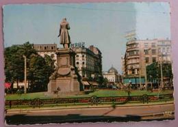 LIEGE - Place De La République Francaise Et Statue De Gretry - Luik, Luttig  - Jupiler Beer - Vg - Liège