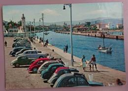 RIMINI - PORTO CANALE - Auto, Cars - Faro - Vg R2 - Rimini
