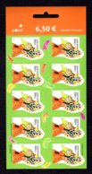 FINLANDE 2005 - Yvert N° 1709 - Facit 1737 - Neuf ** / MNH - FEUILLET 10 Valeurs - Pâques - Markenheftchen