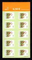 FINLANDE 2004 - Yvert N° 1680 - Facit 1708 - Neuf ** / MNH - FEUILLET 10 Valeurs - Flore, Baies, La Fraise Des Bois - Markenheftchen