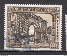 ##29,Guatemala, Porte, Ruine De Saint-francis, Ruinas Of St. Francisco, Tourisme - Guatemala