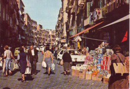 10561 NAPOLI ANIMATA ITALY NV FG ANNI 70 - Altri