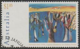 AUSTRALIA - USED 1994 $1.05 Australia Day - Painting - Sir Sidney Nolan - 1990-99 Elizabeth II