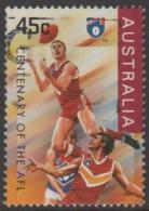 AUSTRALIA - USED 1996 45c Centenary Of Australian Rules Football - Brisbane Bears - 1990-99 Elizabeth II