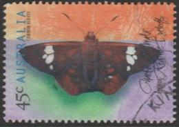AUSTRALIA - USED 1998 45c Butterflies - Common Redeye - Insect - 1990-99 Elizabeth II