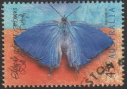 AUSTRALIA - USED 1998 45c Butterflies - Dull Oakblue - Insect - 1990-99 Elizabeth II