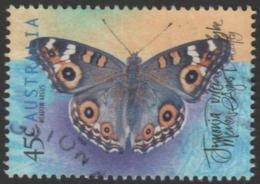 AUSTRALIA - USED 1998 45c Butterflies - Meadow Argus - Insect - 1990-99 Elizabeth II