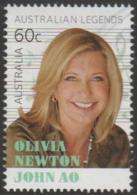 AUSTRALIA - USED 2013 60c Music Legends - Olivia Newton John - Gebruikt