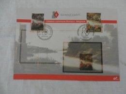 Carte 1er Jour-Belgique-émission Commune Avec Monaco/Belgique - 25/06/2012 - Other