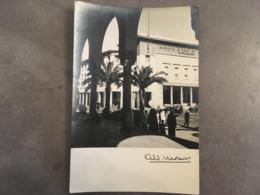 MAROC CPSM ALBERT MONIER CASABLANCA LA BANQUE D'ETAT - Casablanca
