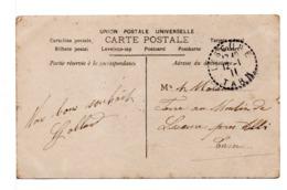 CPA - FRANCE - CACHET : LESCURE (TARN) Sur Carte Postale Fillette - Poststempel (Briefe)