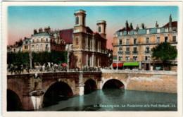 41mf 632 BESANCON - LA MADELEINE ET LE PONT BATTANT - Besancon