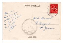 CPA - FRANCE - CACHET : LA CAVALERIE (AVEYRON) Sur Timbre FM - Tampon Du RAC Sur Carte Postale Camp Du Larzac - Militärstempel Ab 1900 (ausser Kriegszeiten)