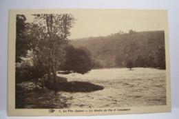 LE  PIN   - Le Moulin Du Pin Et Ceaulmont - Frankreich