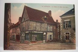 LEVROUX   - La Maison De Bois - France
