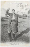 La Guerre Européenne De 1914 Ecossais Blessé Et Toujours Joyeux Gaillard... - Guerre 1914-18