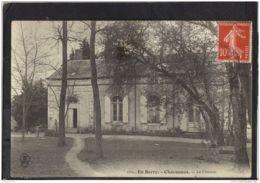 1841 .  CHAVANNES . LE CHATEAU . CIRCULEE EN 1909 - France