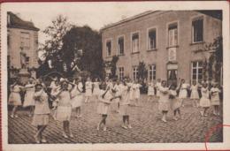 Jodoigne Geldenaken - Pensionnat Des Sœurs De La Providence Entrainement De Cerceau Hoelahoep Hula Hoop - Jodoigne