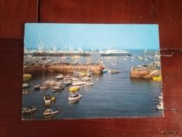 Guernesey - Saint Pierre Port - Vue Sur Le Port - Guernsey