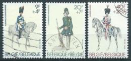 België OBP Nr: 2031 - 2033 Gestempeld / Oblitérés - Belgium