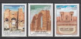 2009 Algeria Algerie Roman Archaeology  Complete Set Of 3 MNH - Algérie (1962-...)