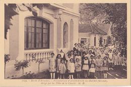 AVIT18-  ANDERNOS  EN GIRONDE PREVENTORIUM DIRIGE PAR LES FILLES DE LA CHARITE CPA  CIRCULEE - Andernos-les-Bains