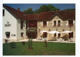 "CPM - HÔTEL "" LE MAGNY"" - RICEY HAUT (AUBE) - Hotels & Restaurants"