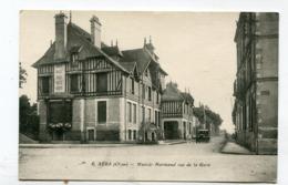 CPA  61 : SEES  Manoir Normand    A  VOIR   !!!! - Sees