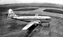 Melsbroek - Stratocruiser P A A (Pan American World Airways 1960) - Aerodromi