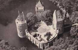 Beersel - Le Château - Het Kasteel - Vue Aérienne - Pas Circulé - TBE - Beersel